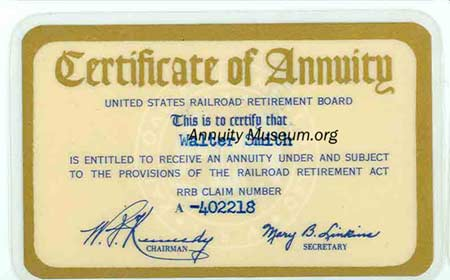 How do you find information on the railroad retirement board?