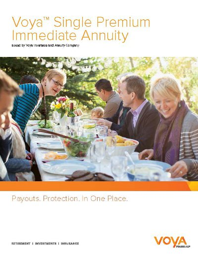 Single Premium Group Annuity 49