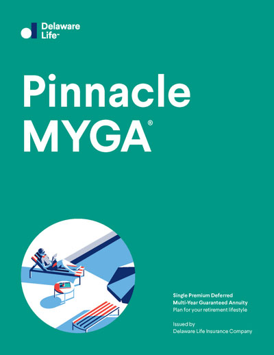 delaware life pinnacle myga annuity brochure
