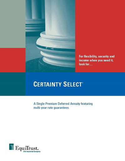 equitrust certainty select annuity brochure