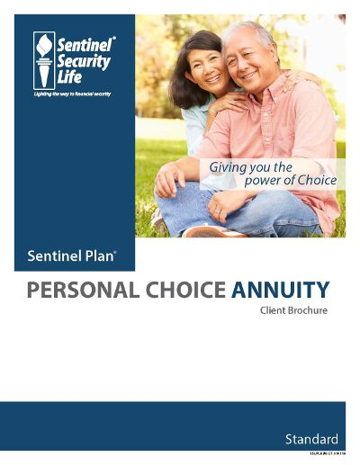 sentinel personal choice annuity