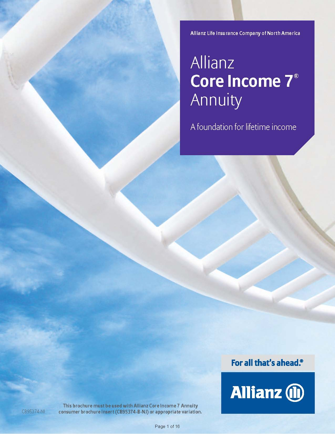allianz-core-7 annuity brochure