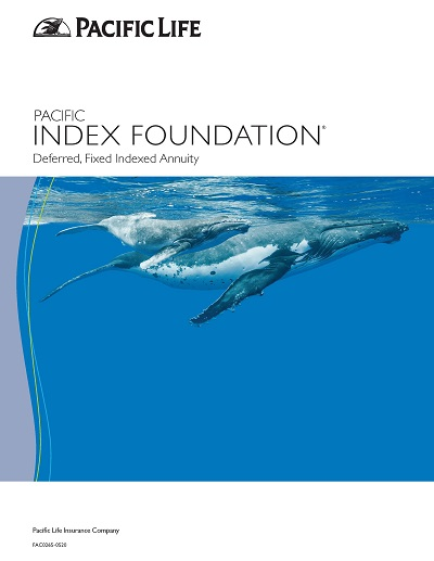 pacific life index foundation annuity brochure