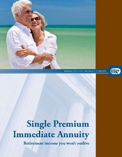 kansas city spia annuity brochure