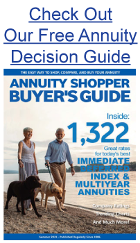 Get a free Annuity Shopper or Request a Callback