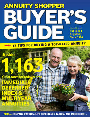 The Annuity Shopper Magazine